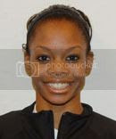 Gabby Douglas: click to read athletic profile