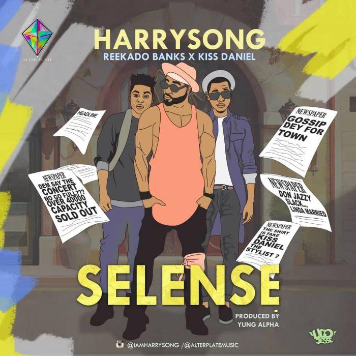 Harrysong - Selense