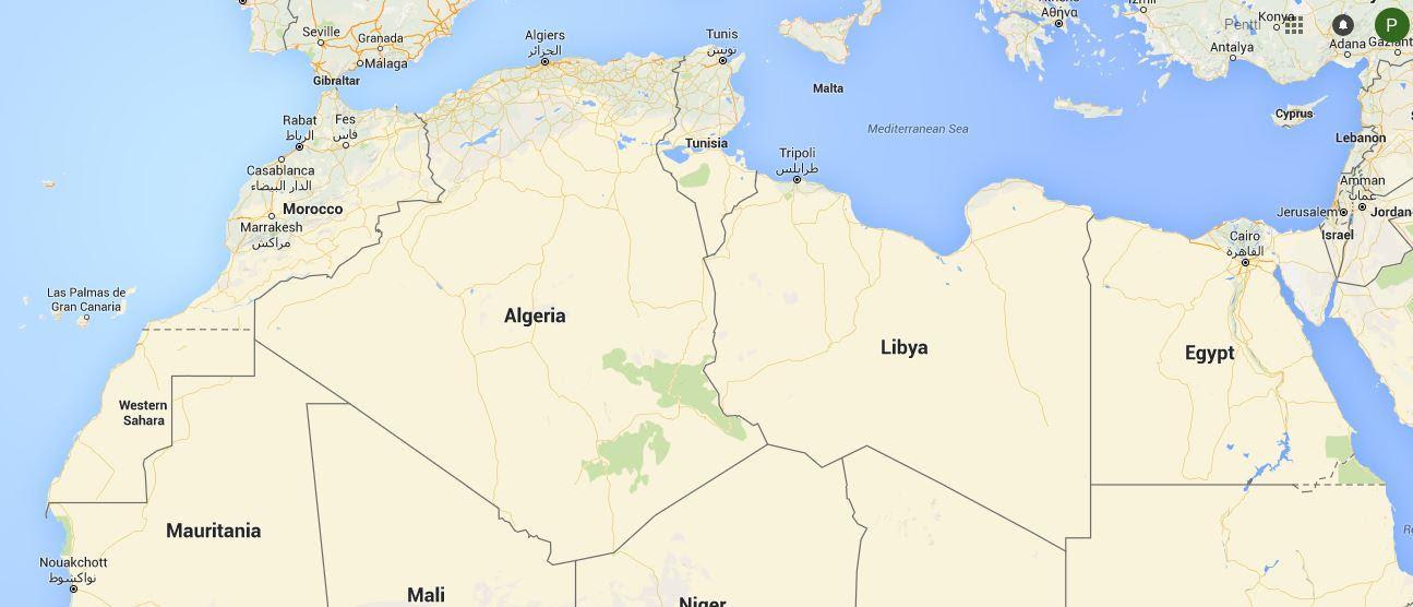 Pohjois-Afrikka