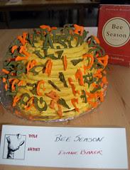 Bee Season by Diane Barker at Seattle Edible Book Festival