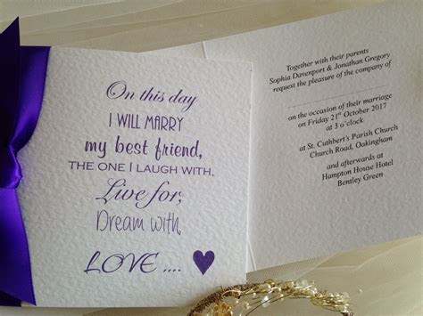 Marry My Best Friend Wedding Invitations   Wedding Invites
