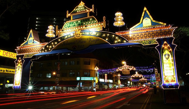 Hari Raya Puasa or Eid Al Fitr 2020 in Singapore