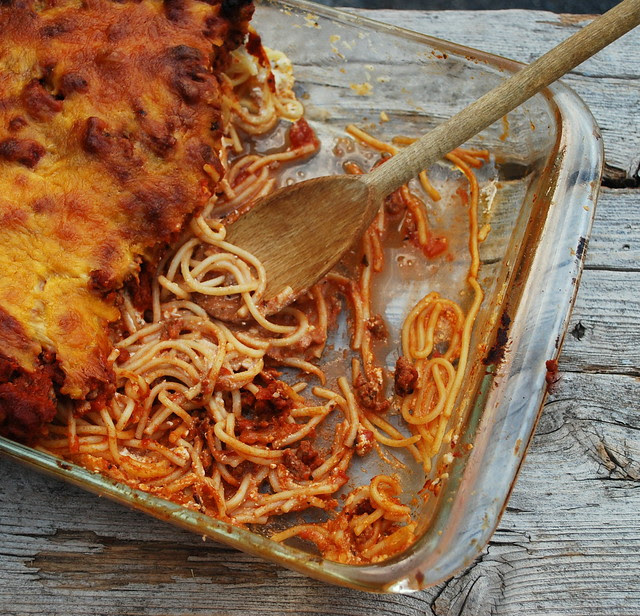 Million Dollar Spaghetti Casserole 2
