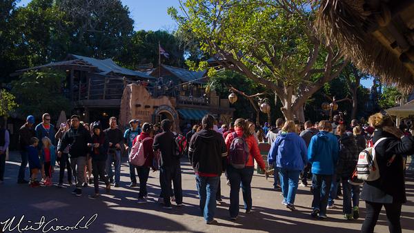 Disneyland Resort, Disneyland, Adventureland, Christmas Time, Christmas, Time, Jingle Cruise