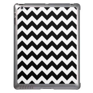 Black and White Zigzag iPad Covers