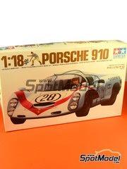 Maqueta de coche 1/18 Tamiya - Tamiya - Porsche 910   image