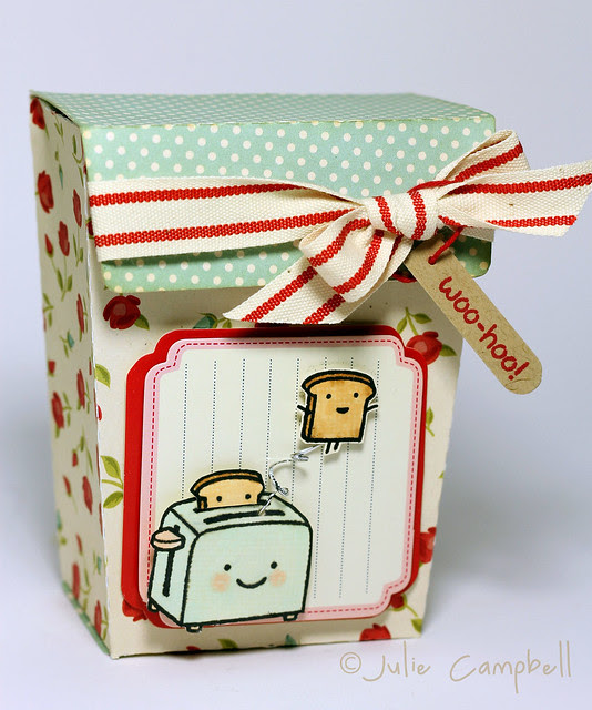 JULIE Woo-Hoo Box