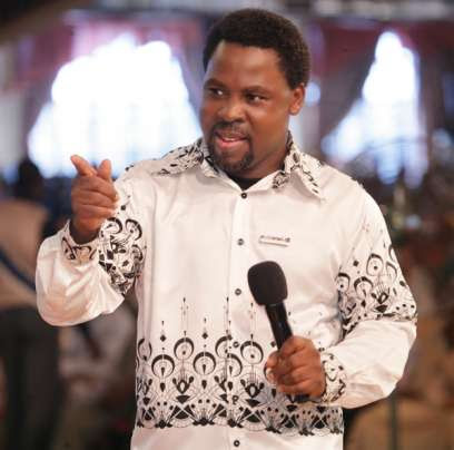 Prophet T.B Joshua Trends On Twitter Over Failed Hilary Clinton Prophecy