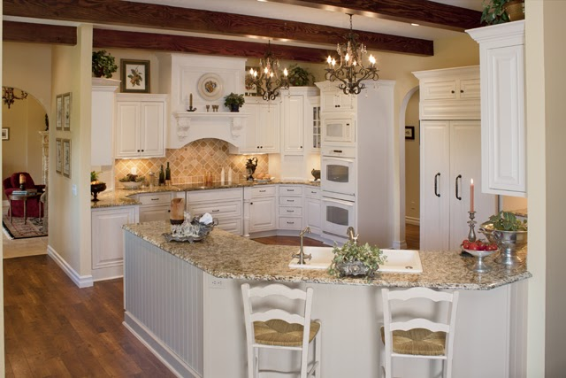 Italian Country Kitchen Design Style House Pictures