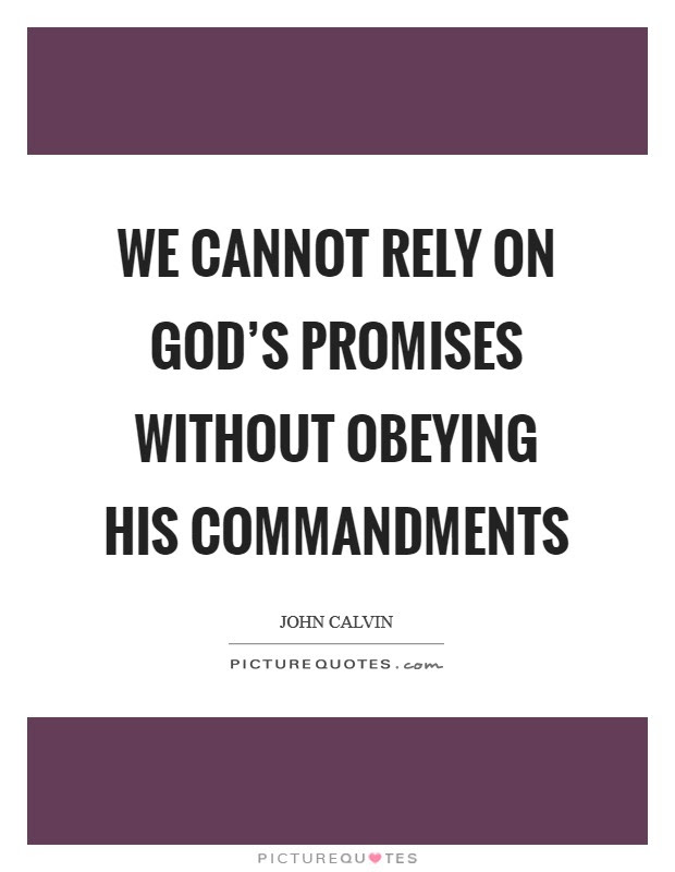 Rely On God Quotes Sayings Rely On God Picture Quotes