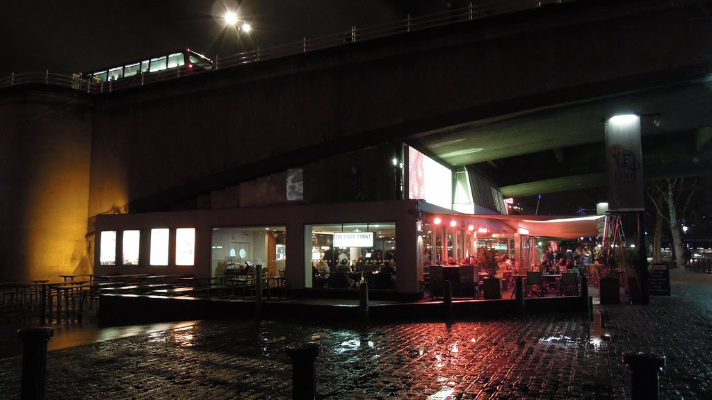The River Front @ BFI Southbank, London