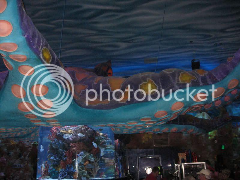 T-Rex Shark Bar