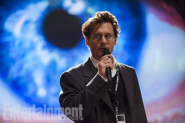 Cinemascope - Confira as primeiras imagens de Johnny Depp em Transcendence 2