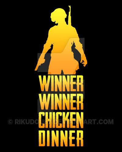 winner winner chicken dinner  rikudou  deviantart