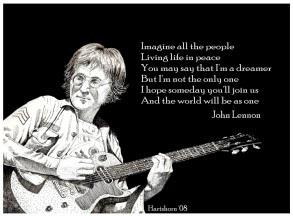 You May Say I'm a Dreamer.. but I'm not the only One =)