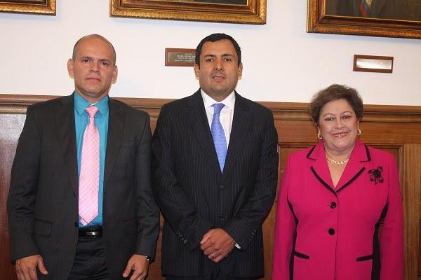 Ante el Gobernador de Boyacá tomaron posesión nuevos secretarios de despacho