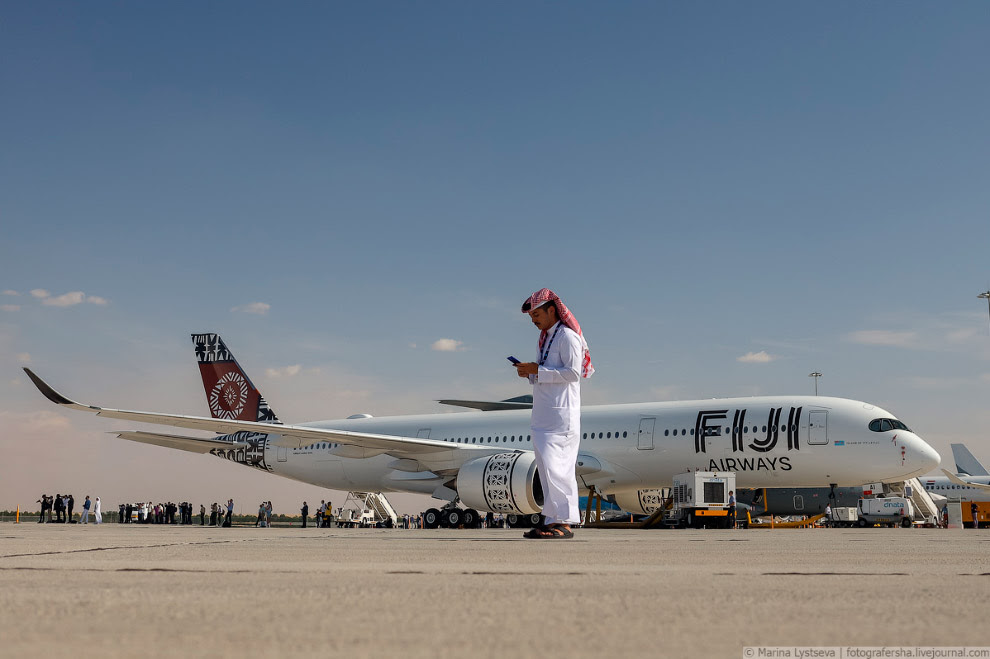 A350-900 Fiji Airways
