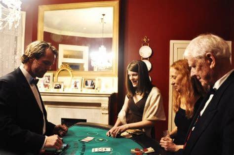 Cocktail Hour Entertainment: Blackjack!   Elizabeth Anne