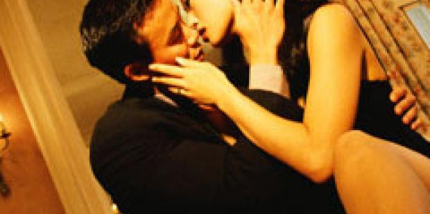 Image result for escorts kissing in room