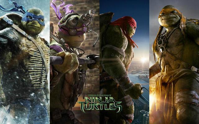 TMNT-2014-Tartarugas Ninja - Mundo Nerd