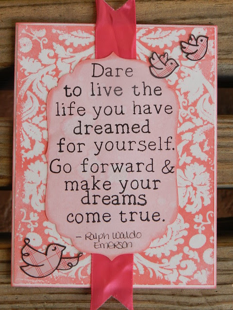 Emerson quote card
