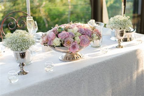 Totally Darling Dusty Pink & Violet Wedding at the Red