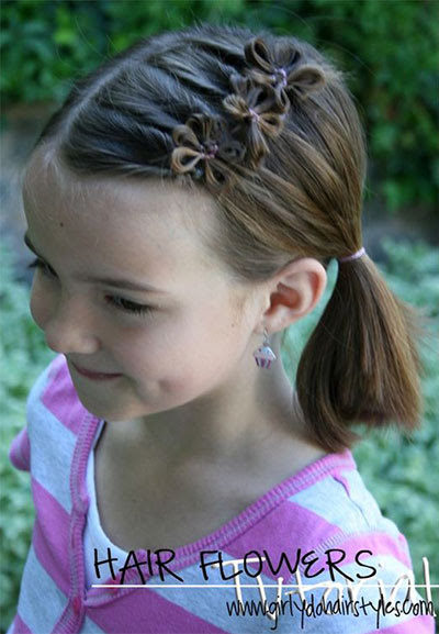 Hair Style For Kids Girls Hair Style Kids