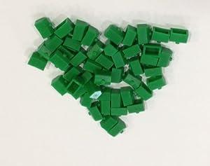 Amazon.com: Plastic Houses: Green Color Monopoly ...