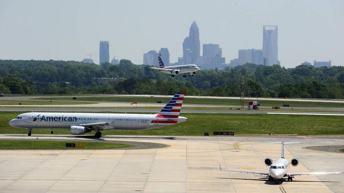 Image result for Charlotte Douglas International Airport David T. Foster III
