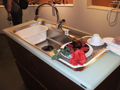 Toto Aluminium Kitchen Sink A