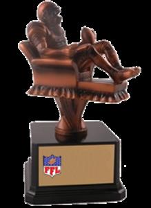 Transparent Nfl Mvp Trophy