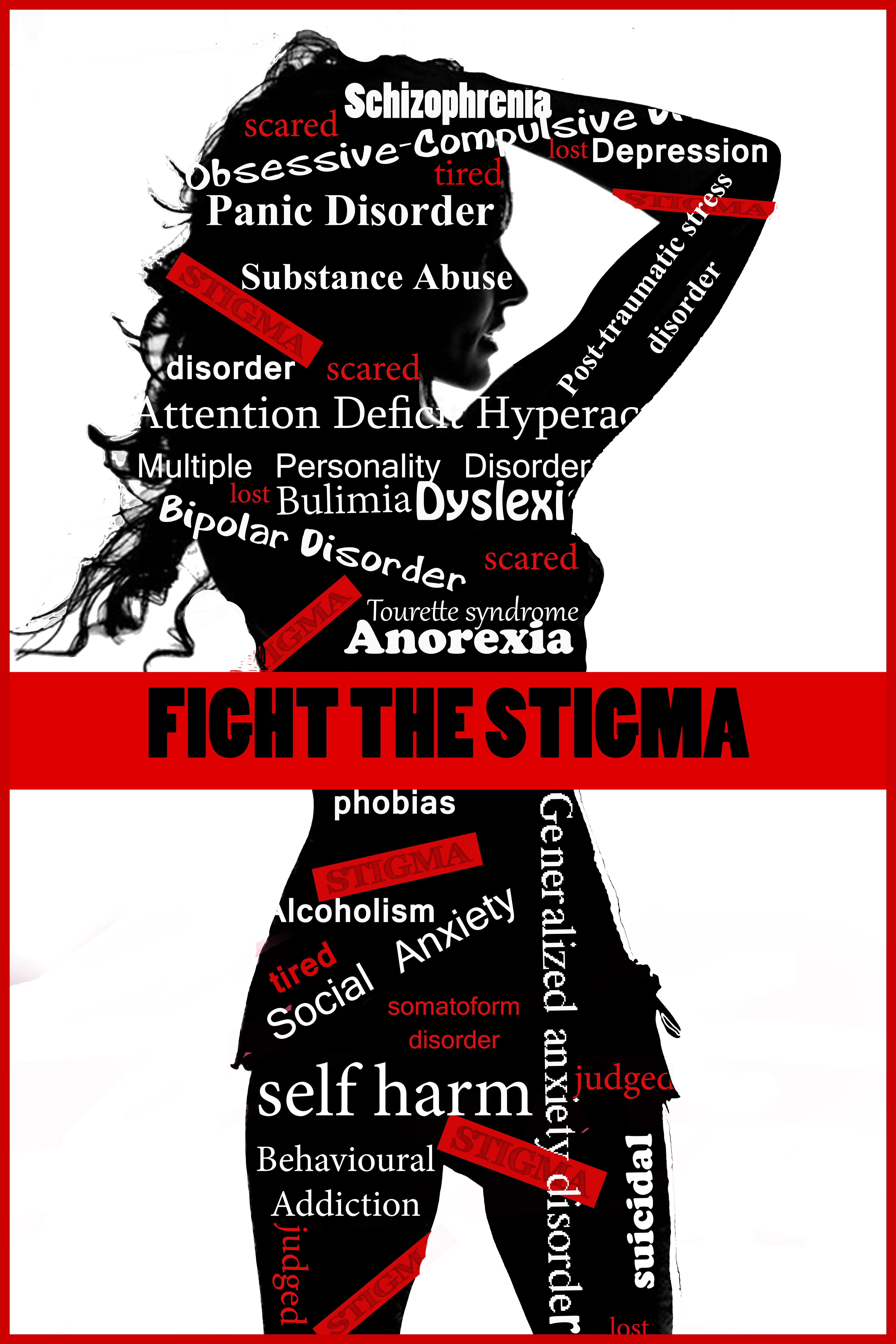 Mental Illness #anxiety #stigma | psyched out | Pinterest