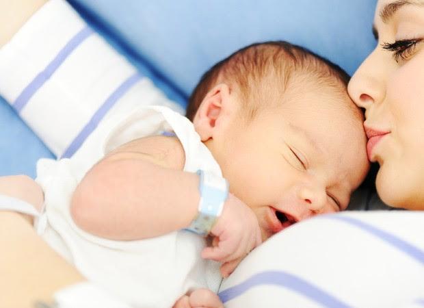 Lua De Leite O Tempo Necessário Para Mãe E Bebê Se Conhecerem