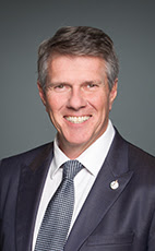 Photo - John Aldag - Click to open the Member of Parliament profile