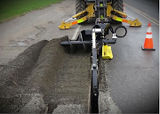 Digga Bigfoot turns mini-skid steer, skid steer, CTL into trencher oleh - alatberatcaterpillar.xyz
