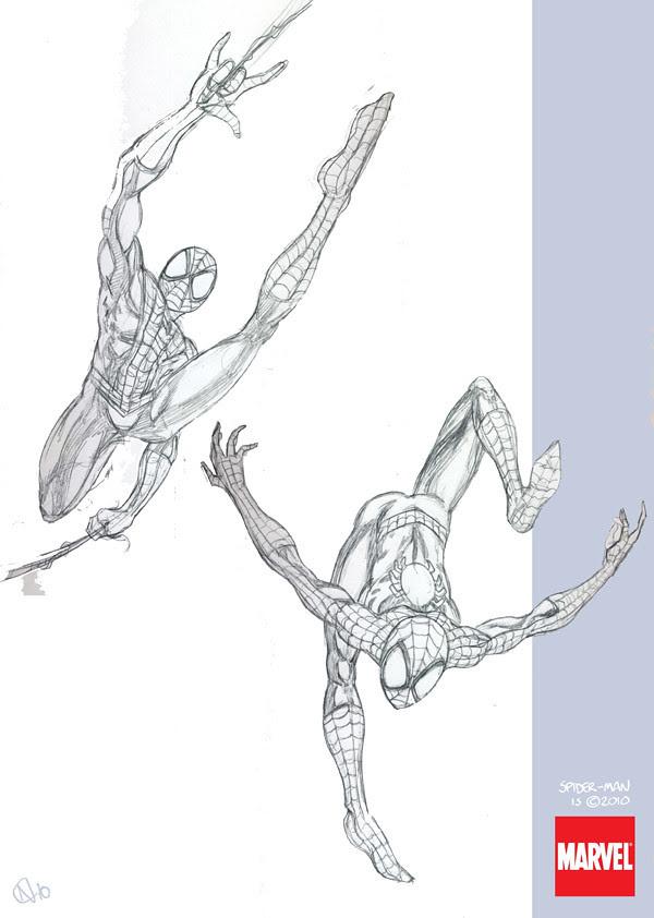 marvel sketches RGB02