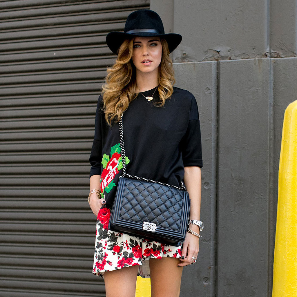 Best Street Style at NY Fashion Week Spring 2014   Pictures