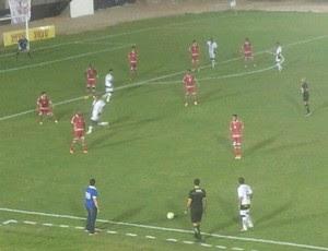 Globo FC vence América-RN e retoma liderança do estadual (Foto: Antonio Netto)