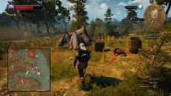 Witcher 3 escondido do mundo 3
