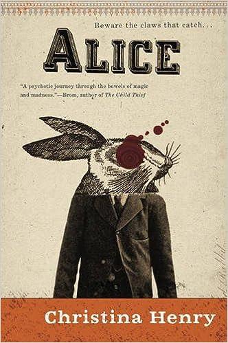 Resultado de imagen de Alice (Christina Henry)