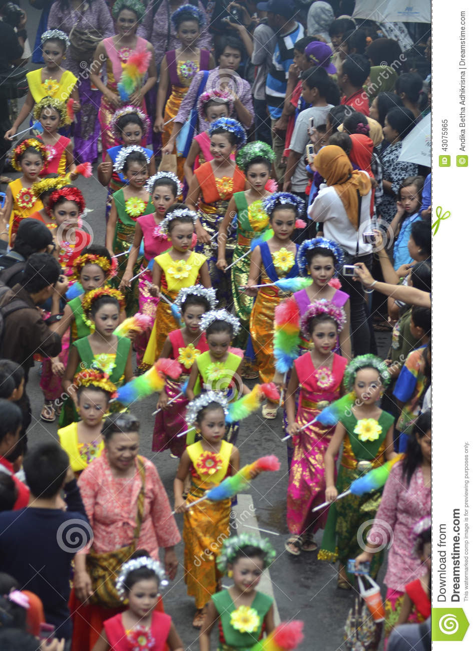 FOREIGN INFLUENCE IN INDONESIAN CULTURE Editorial Image  Image: 43075965
