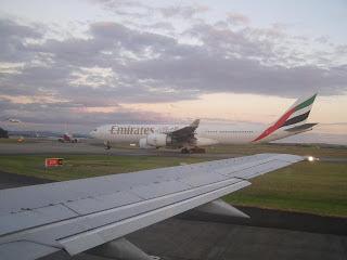 Emirates Airbus A340