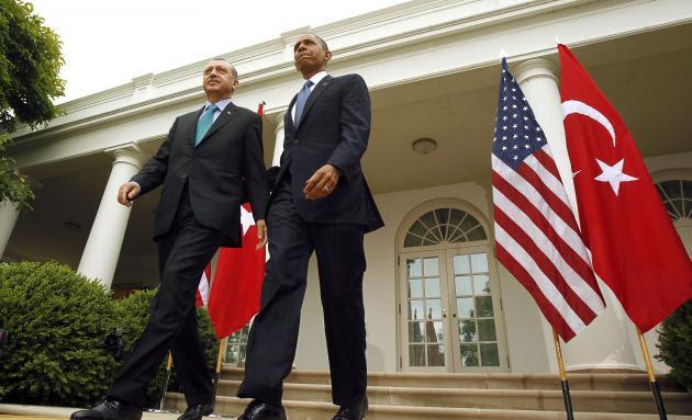 Η Τουρκία σε αμερικανική καραντίνα Χάσμα στις σχέσεις Ουάσινγκτον - Άγκυρας