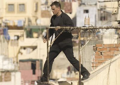 Matt Damon en Bourne: el ultimátum