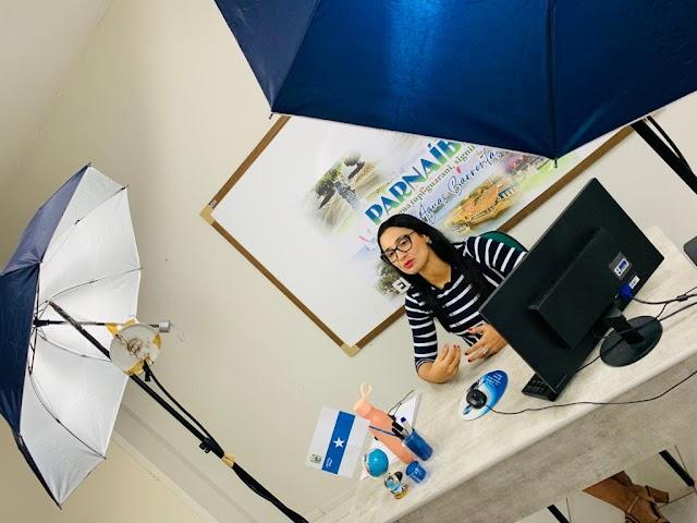 Projeto Minha Escola na TV inicia segundo semestre beneficiando 20 mil alunos do município