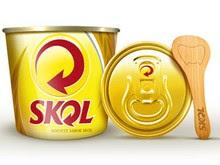 Skol é a marca mais valiosa do Brasil pelo 4º ano seguido (Divulgação)