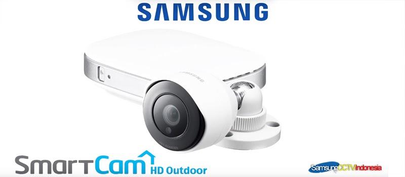 Samsung Smartcam A Home Security System