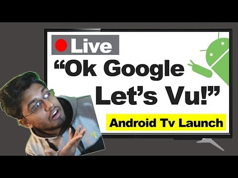 Vu 4K UHD Android Tv Launched In India
