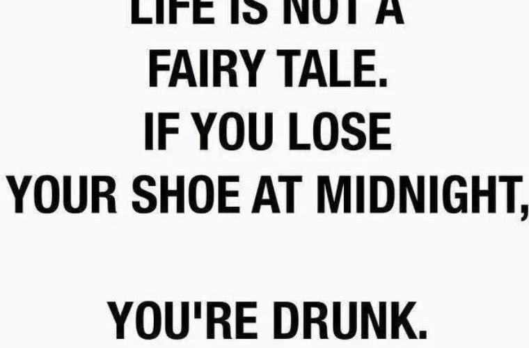 Life Is Not A Fairytale Funny Pictures Quotes Memes Funny