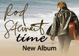 Rod Stewart: New Album
